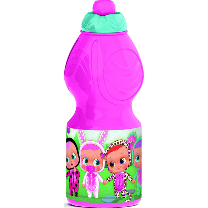 Botella sport 400ml de Cry Babies