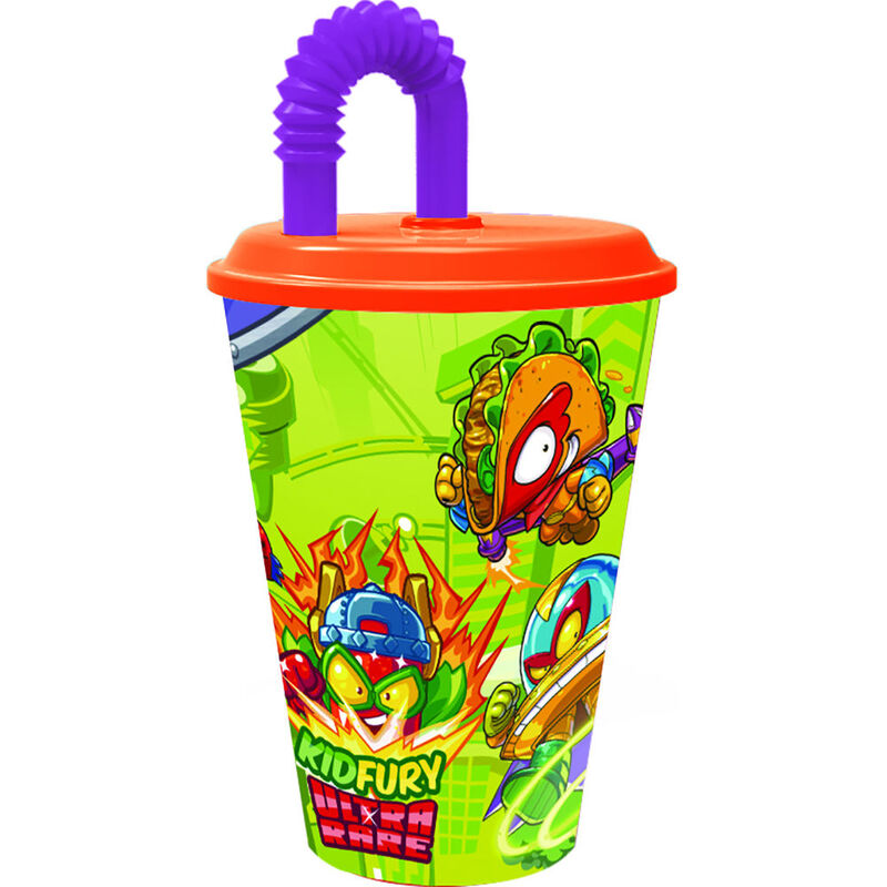 Vaso caña easy 430ml de Super Zings