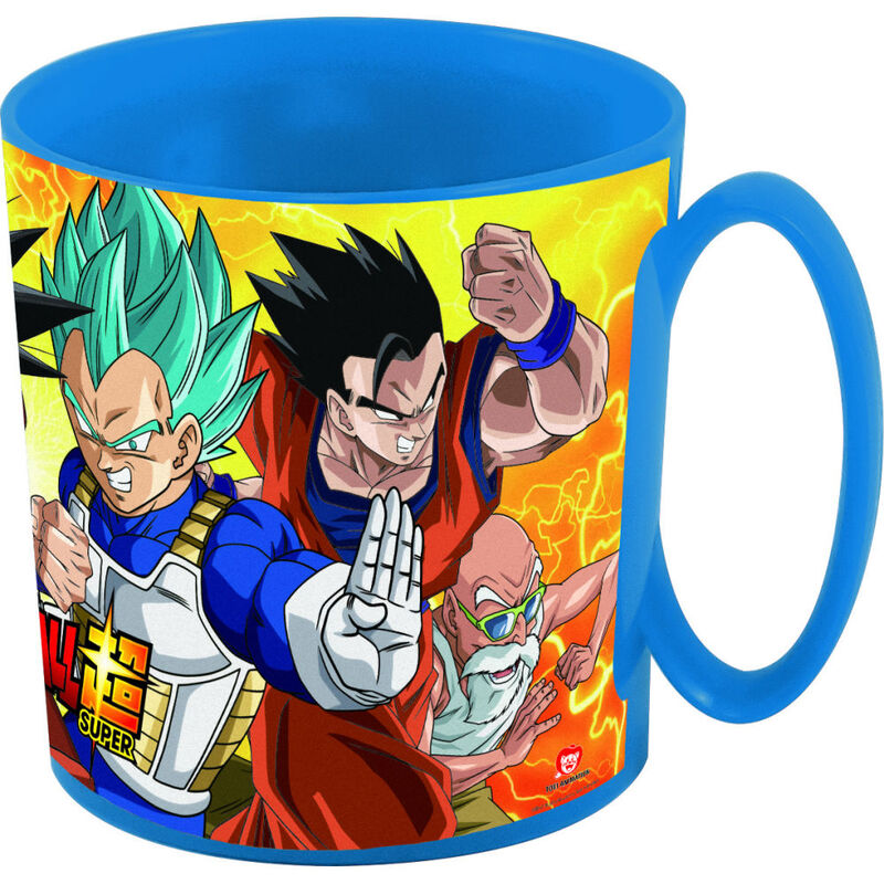 Taza micro 350ml de Dragon Ball