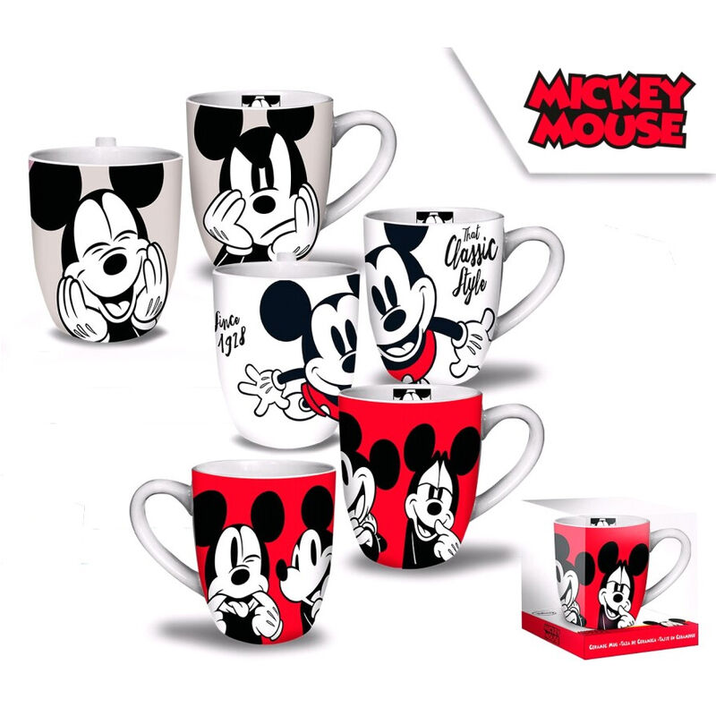 Taza de Mickey Mouse