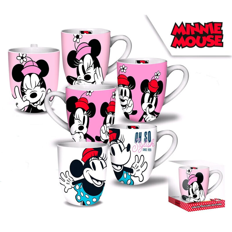 Taza de Minnie Mouse