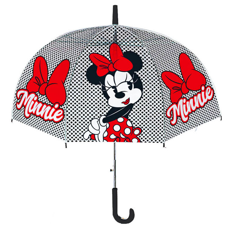Paraguas manual 42/8 de Minnie Mouse
